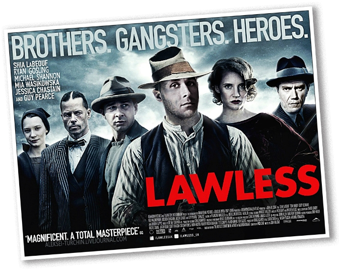 Lawless 2012 Fake Poster