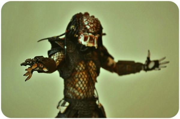 Predator Action Figure (4)