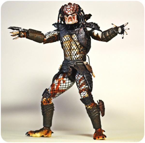 Predator Action Figure (2)