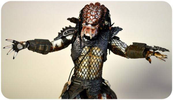 Predator Action Figure (3)