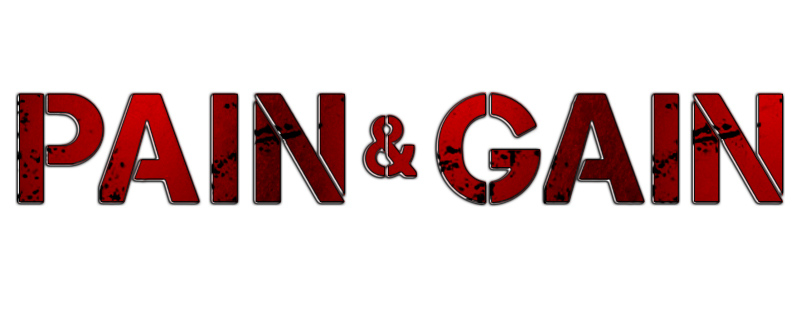 Pain and Gain Logo