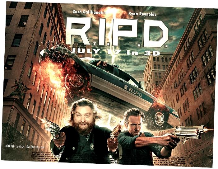 RIPD Fake Poster