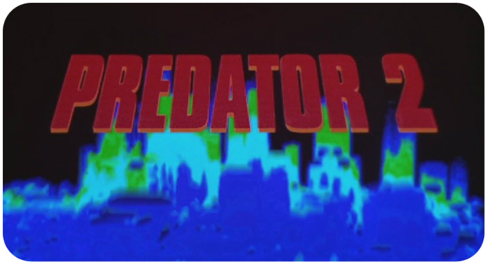 predator 2 logo