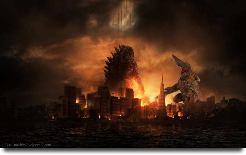 Godzilla-Rim