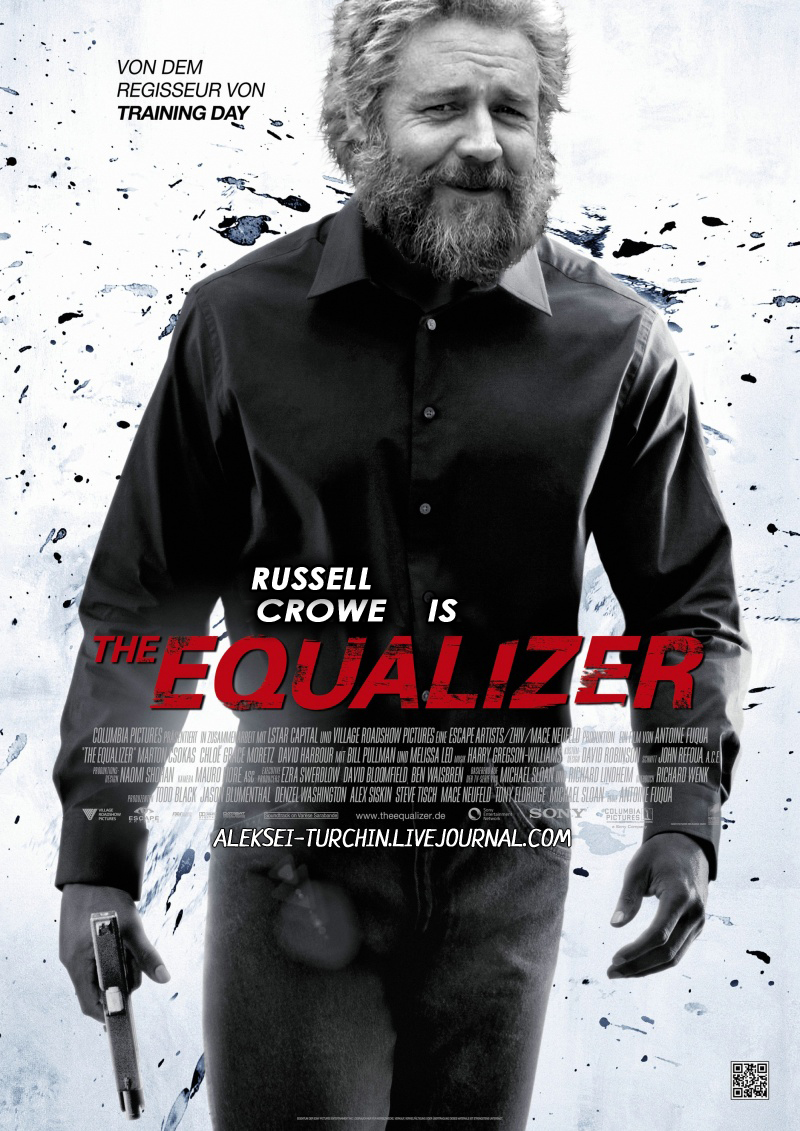 The Equalizer Russell Crowe