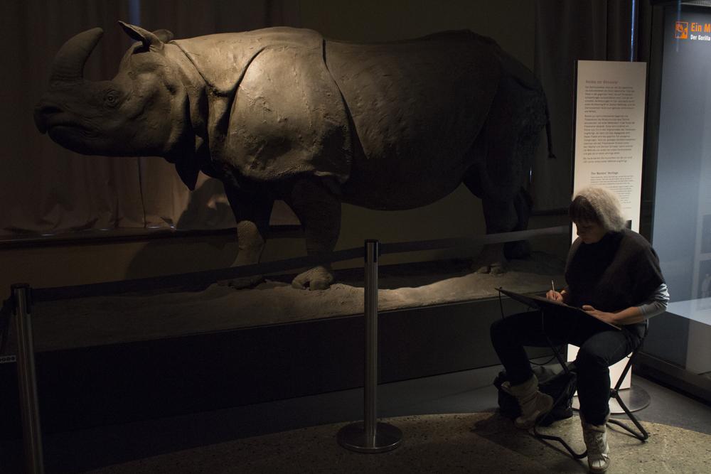 Музей Естествознания Берлин (10)