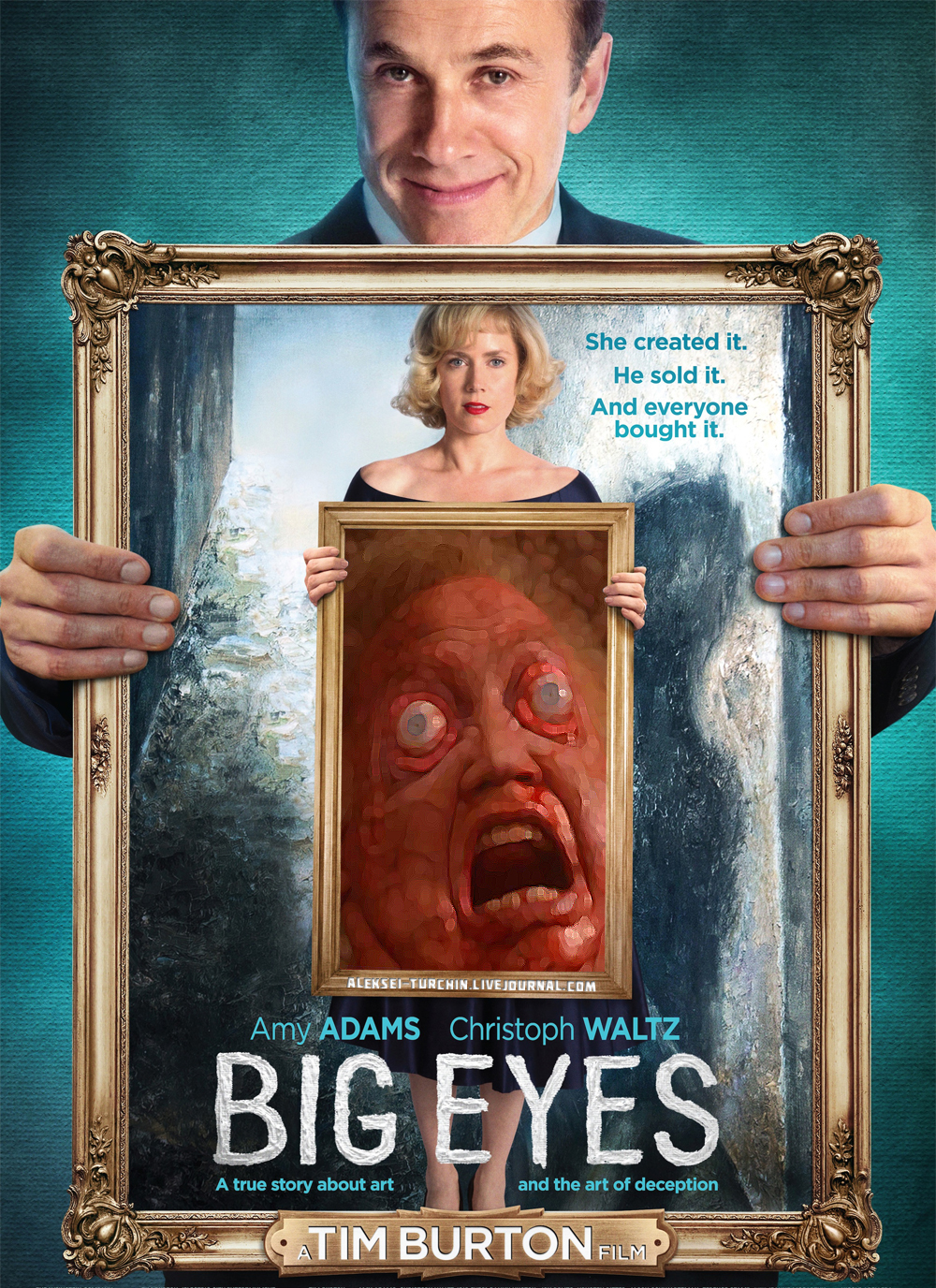 Big Eyes_2014_Funny