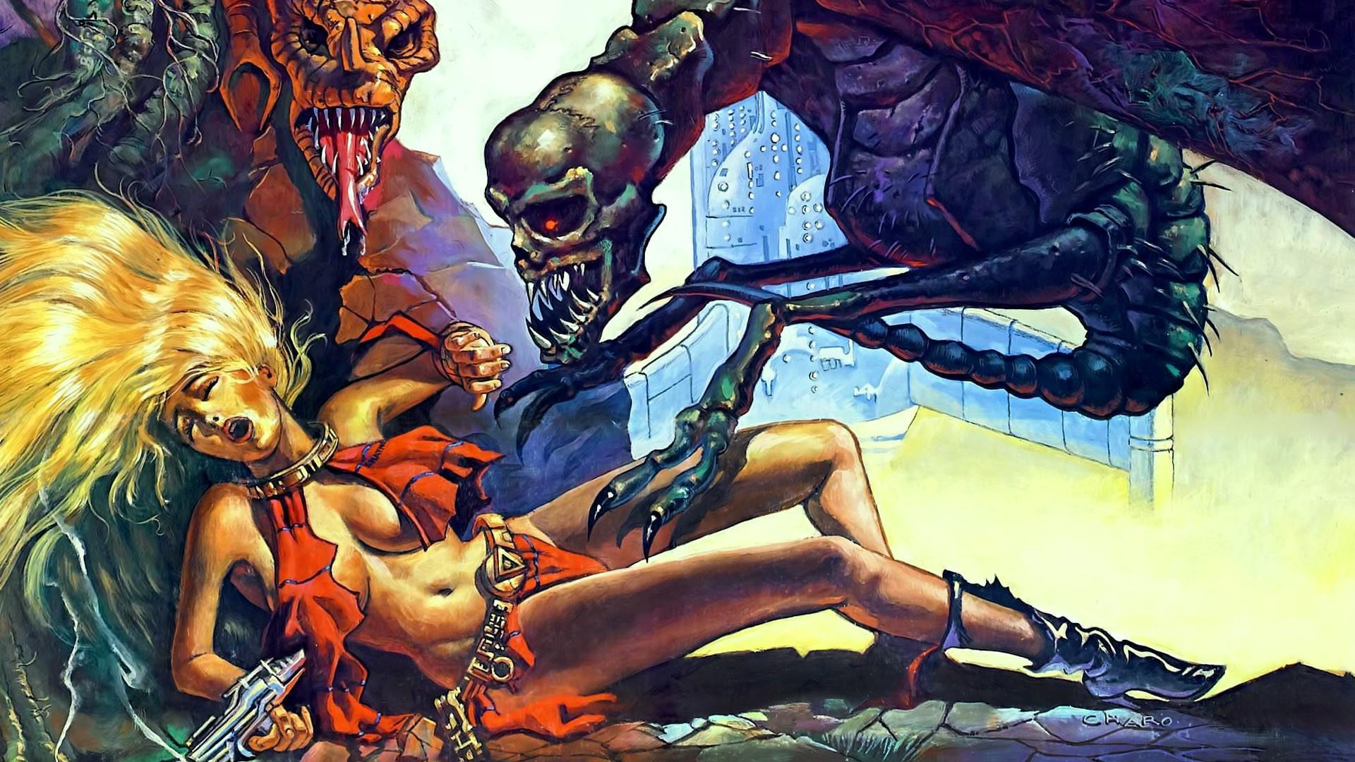 Horrors porn sex comics