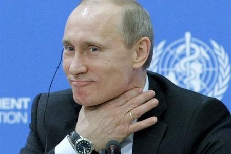 Путин и свобода слова