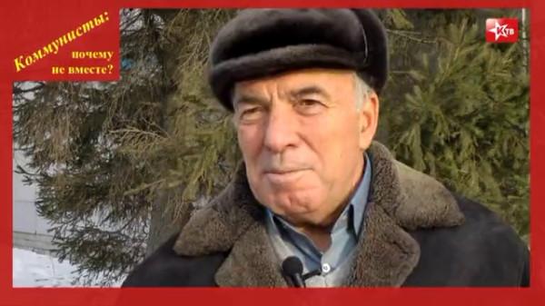 Горбачёв челябинский