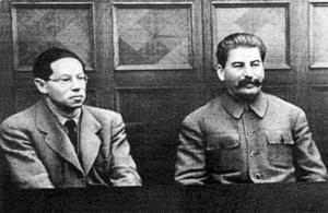 Фейхтвангер и Сталин Москва Кремль 1937
