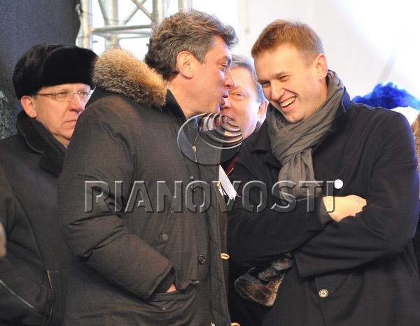 Кудрин Немцов КарНавальный Они ржут над вами