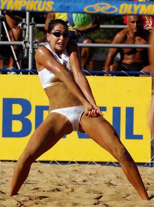 Волейболистки голые фото