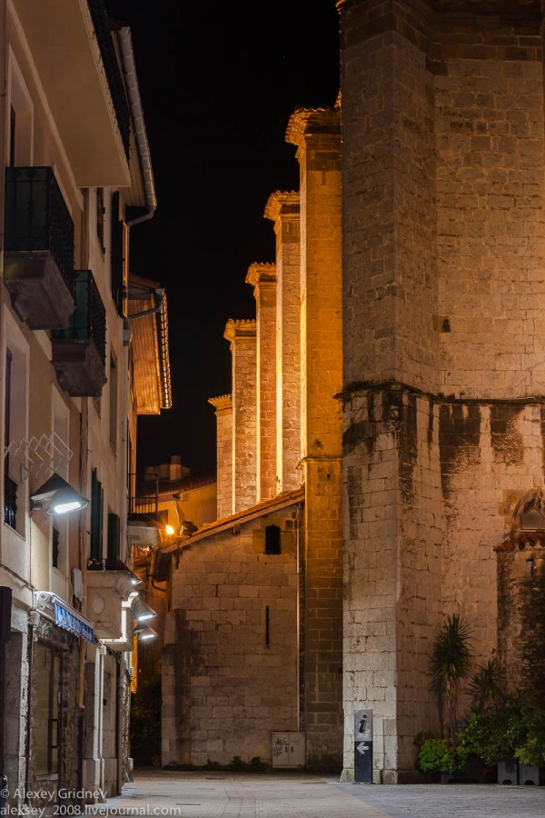 Недвижимость страна басков испания