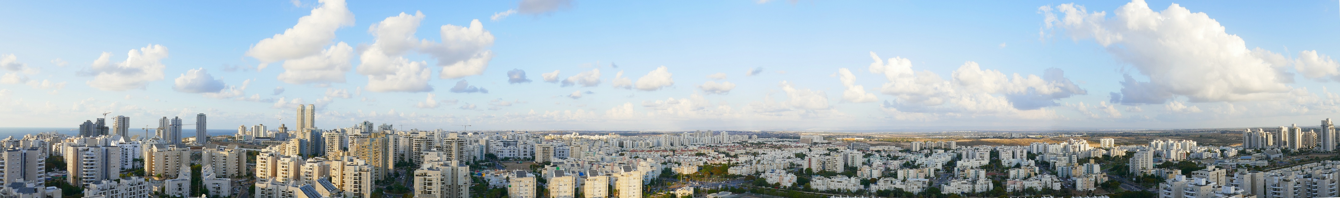 Panorama Ashdod 180