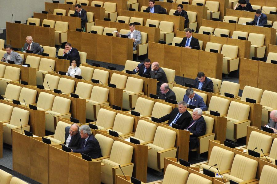 Для рядовых пенсионеров денег не хватает а какие пенсии у депутатов госдумы