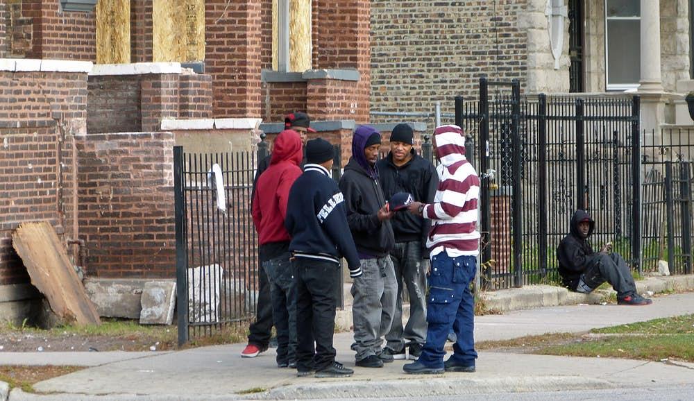 дружинники повседневная америка гетто в фото понимаем, насколько это