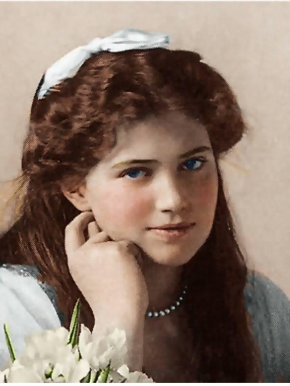 Княжна Мария 3-я дочь
