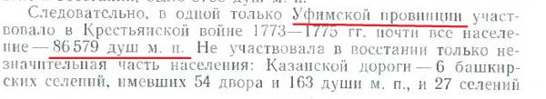 стр 135 86 579 душ м н в Уфимской провинции