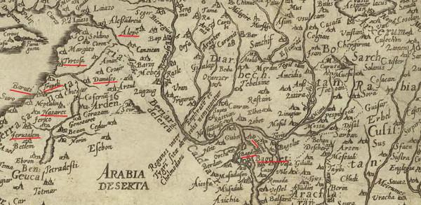 000-154-3 Аравийская пустыня Багдад Вавилон.jpg