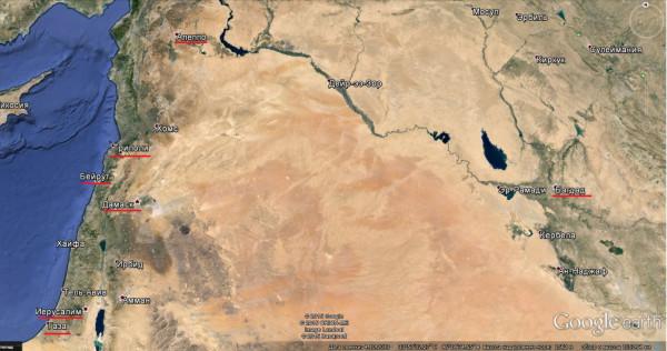 000-154-4 Аравийская пустыня Багдад Газа G.jpg