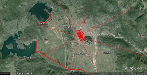 020 Никшич 01 16 км