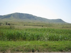 гора Брык