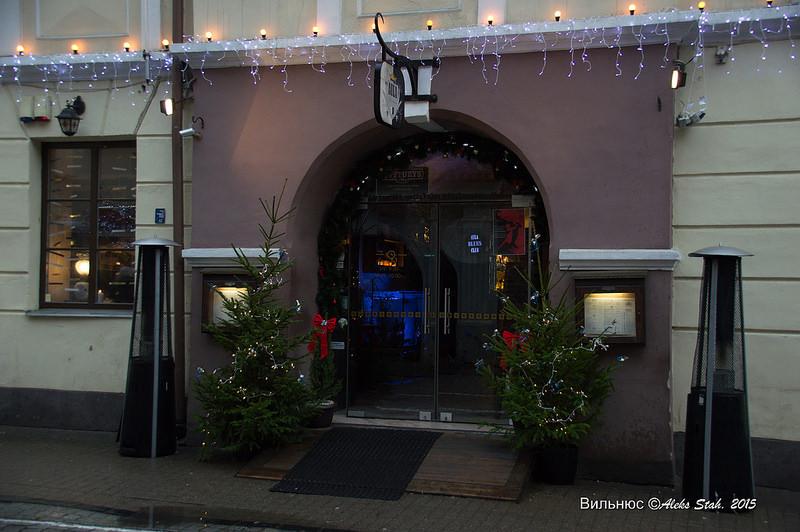 Вильнюс на Рождество 014