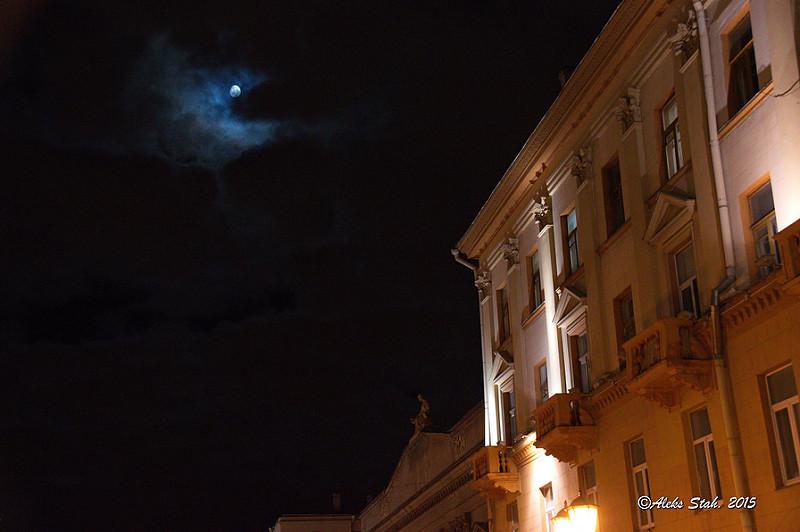Вечерний город 06