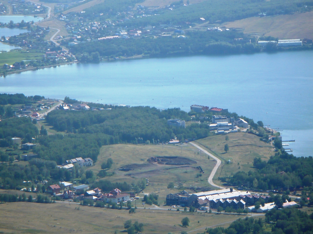 Озеро банное абзаково