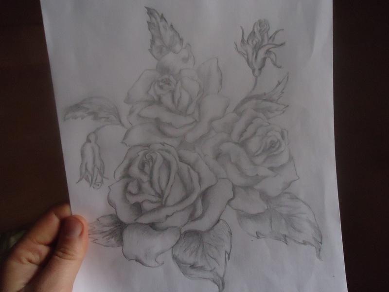 Мои наброски для нового творчества..., я рисую, увлечения, цветы