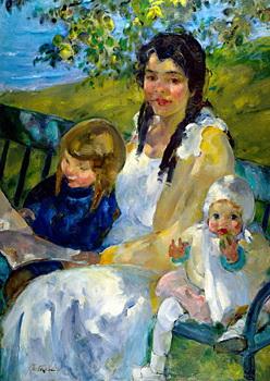 фото с мам с маленькими детьми