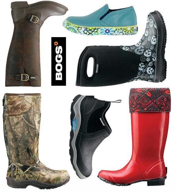обувь BOGS