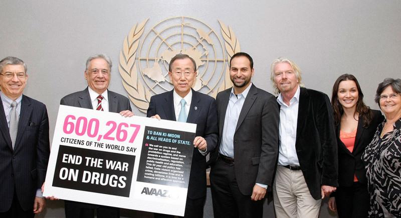 Глобальная комиссия по наркополитике. Фото: igarape.org.br
