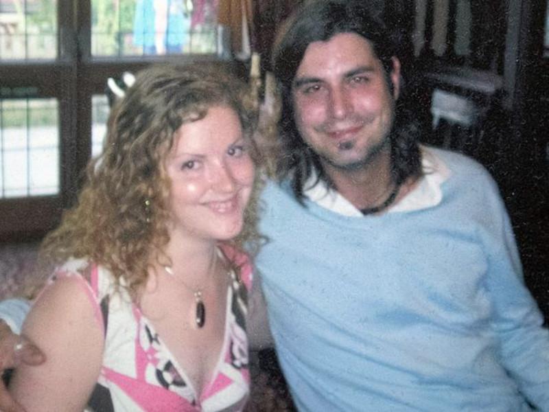Фото: SWNS / Анджелина и Крис 2006 год