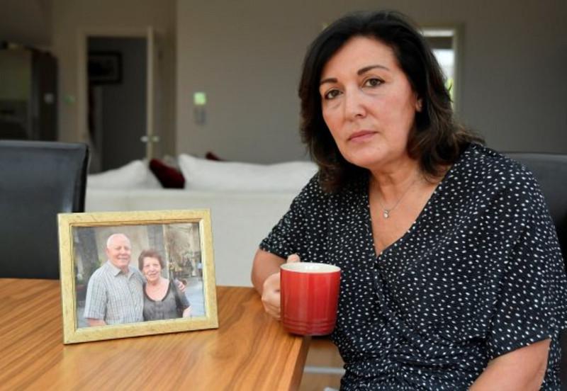 Фото: Reuters / Анне Амато было отказано в праве жить в Великобритании после Brexit, несмотря на то, что она прожила здесь 55 лет и имеет британскую семью /