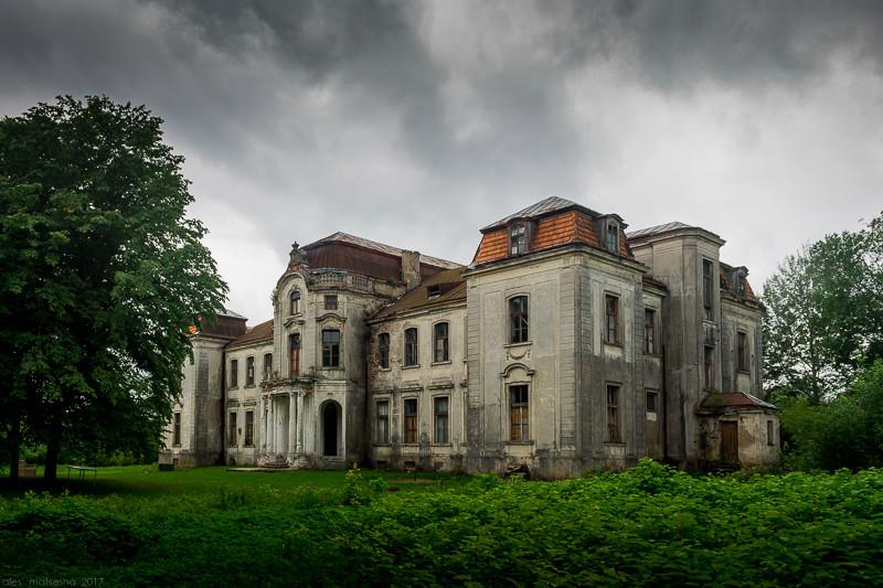 Таямнічы палац