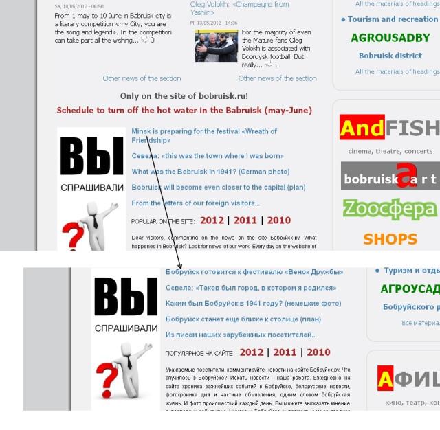 Слова «бобруйчане» и «премодерация» не переводятся на английский:)