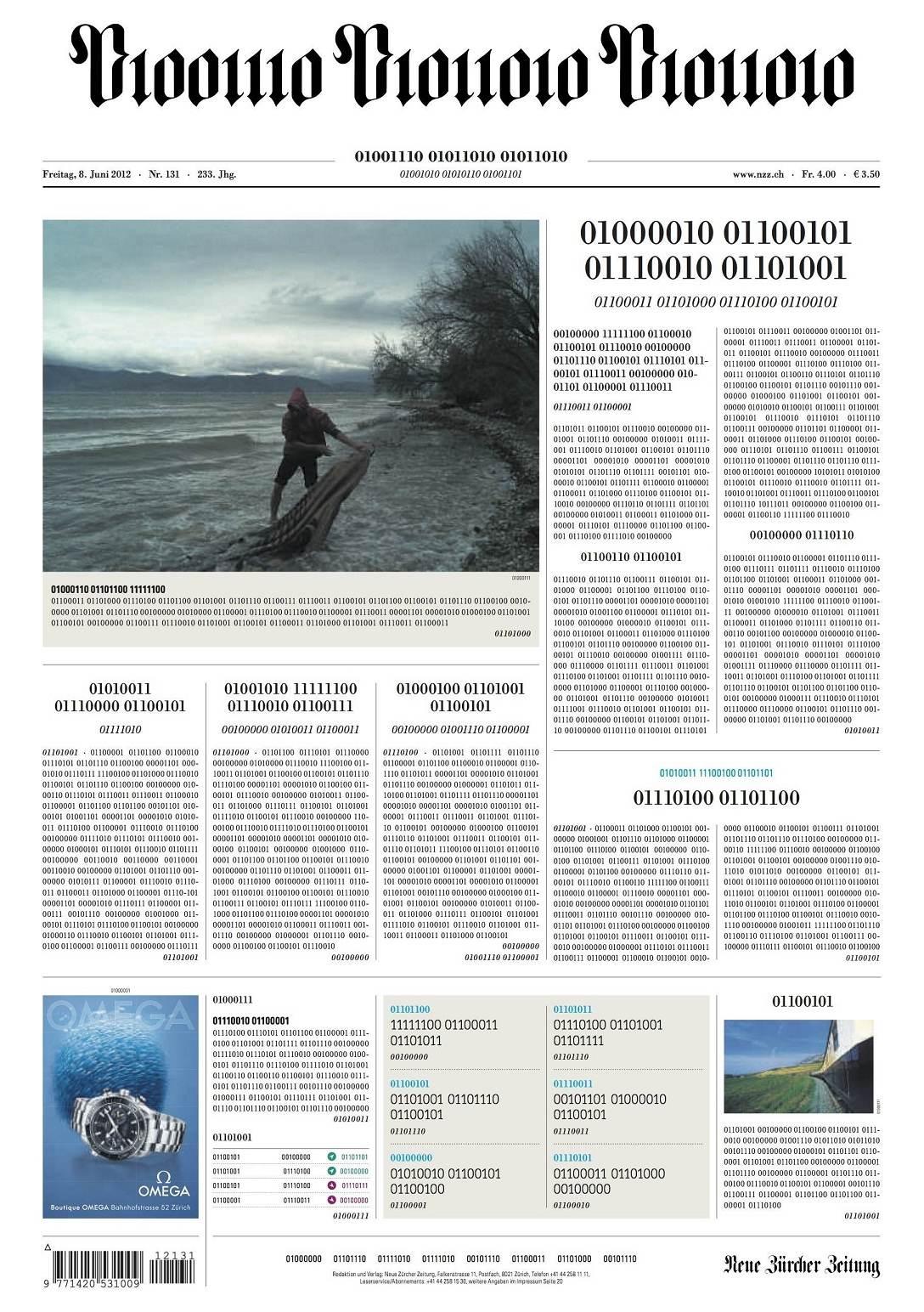 Neue Zurcher Zeitung Online