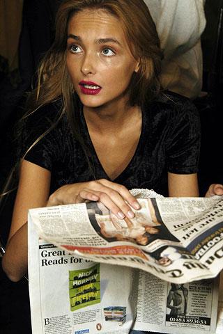 Snejana Onopka - Ukrainian Beauty