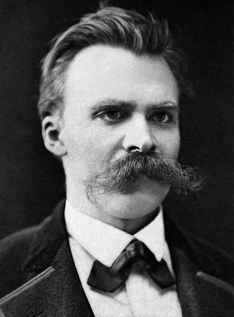 Фото Фридриха Ницше, ок. 1875 г, Википедия