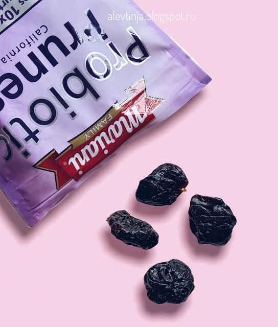 Новинка! Чернослив с пробиотиками от Mariani Dried Fruit