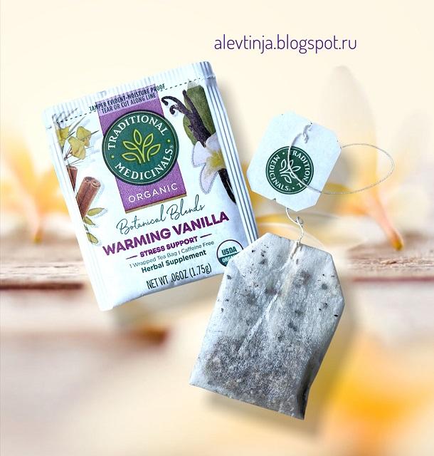 НОВИНКА! Traditional Medicinals, Organic Botanical Blends Tea, Caffeine Free,