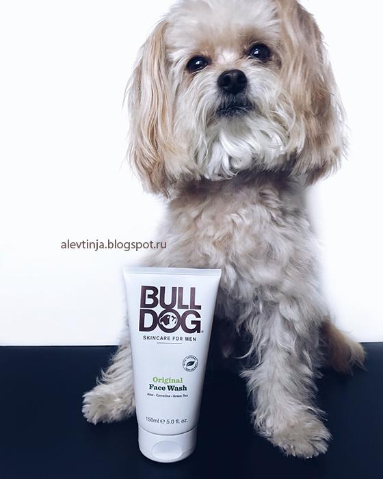 Bulldog Skincare For Men, Оригинальный гель для умывания лица
