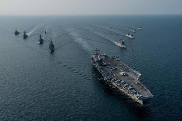 Выстроим для НАТО базу и забудем про заразу !