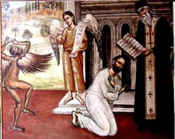 Чем горше грех, тем слаще покаянье! ( Признания отравителя)