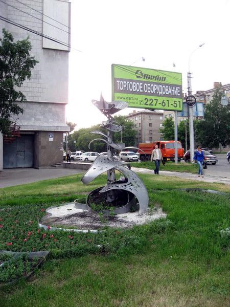 Скульптура 1