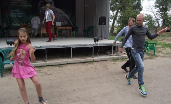 АБ-2012. Танцевальный конкурс.