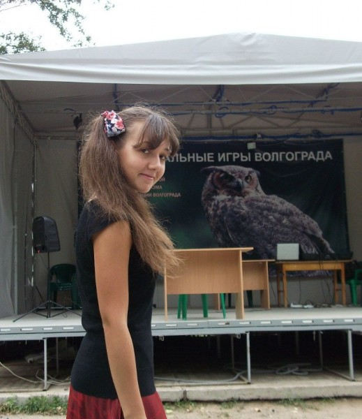 АБ-2012. Галя.