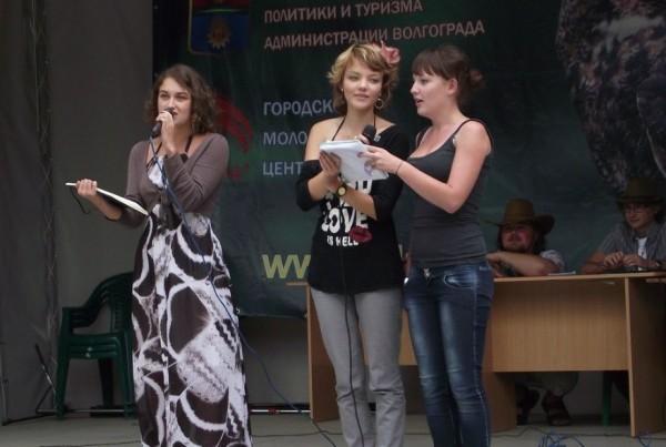 АБ-2012. Музыкальный конкурс.